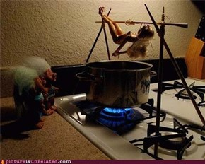 Time to Cook Some Delicious Food