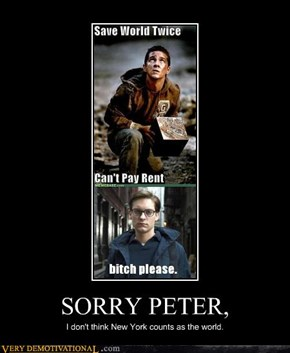 SORRY PETER,