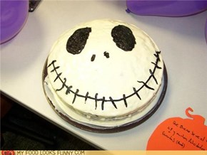 Nightmare before cake!