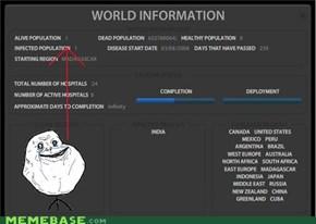 Pandemic Alone