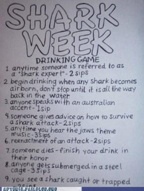 Celebrate Shark Week!