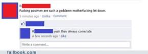 Posting innuendos