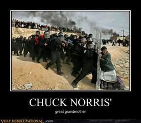 CHUCK NORRIS'