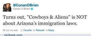 Conan's Confused