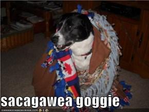 sacagawea goggie