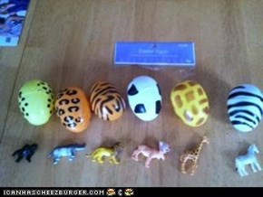 Easter Eggs fail