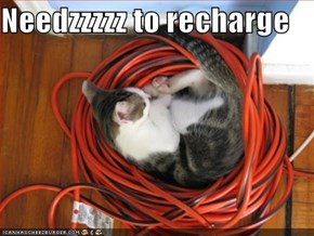 Needzzzzz to recharge