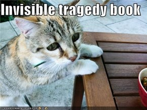 Invisible tragedy book