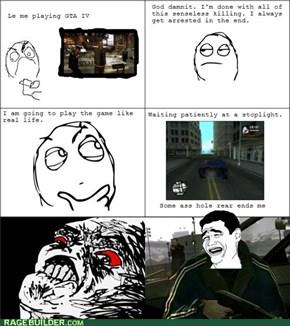 GTA Rage