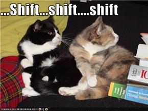 ...Shift...shift....shift