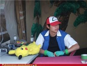 Real life Ash