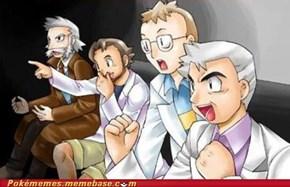 Reaction Professors