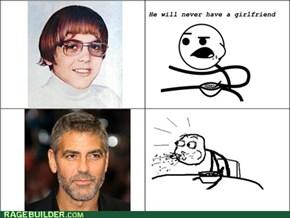 OMG Clooney!
