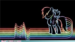 Awesome Pony Line Art Desktops