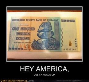 HEY AMERICA,