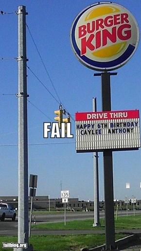 Appropriateness FAIL