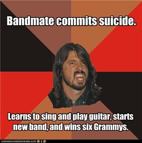 Scumbag Dave Grohl
