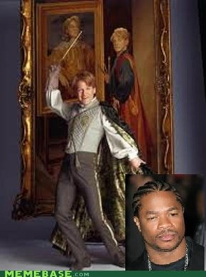 Yo Dawg I heard you liked Gilderoy Lockhart
