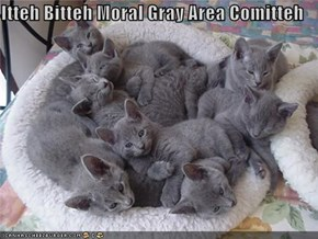 Itteh Bitteh Moral Gray Area Comitteh