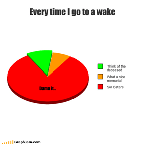 Every time I go to a wake