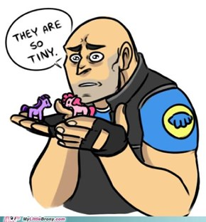 Heavy Is a Brony