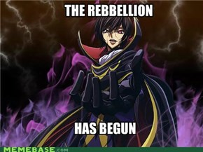 London: Lelouch approves