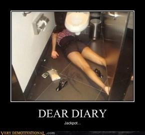 Classic: DEAR DIARY