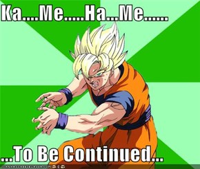 Dragonball Z Is Full of Suspense