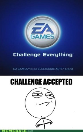 Challenge ALL the games!!!