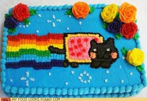 Nyan Cake