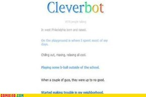 Cleverbot knows Fresh Prince