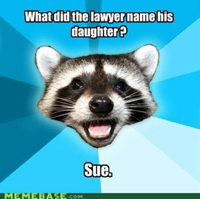 Lame Pun Coon: Lawyers
