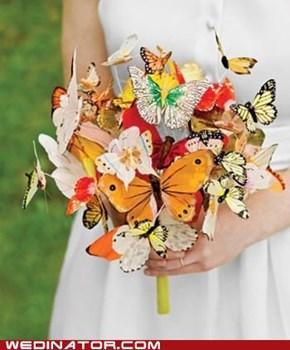 Butterbouquet
