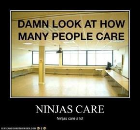 NINJAS CARE