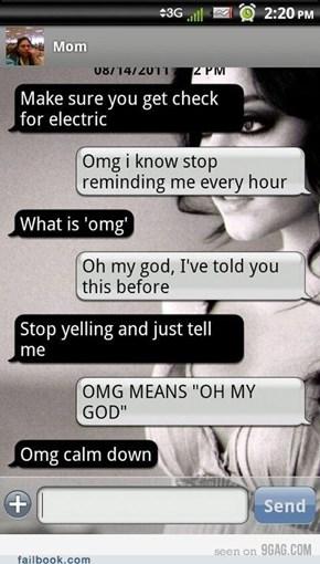 """""""OMG"""""""