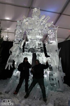 Optimus Ice WIN