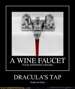 DRACULA'S TAP