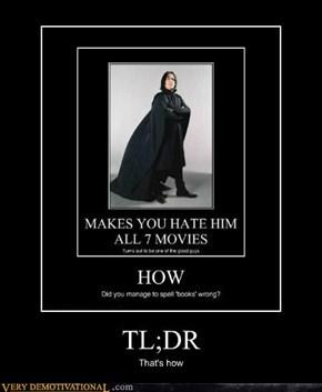 TL;DR