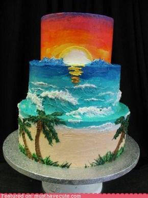 Epicute: Sweet Tropical Sunset