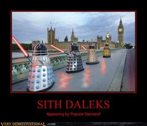 SITH DALEKS