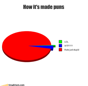 How it's made puns