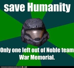 save Humanity