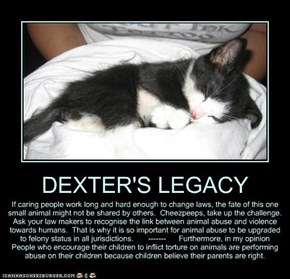 DEXTER'S LEGACY
