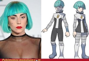 Can't Tell if Lady Gaga or Team Galactic...