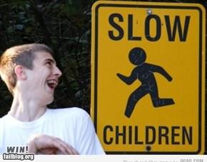"""""""Special"""" Children"""
