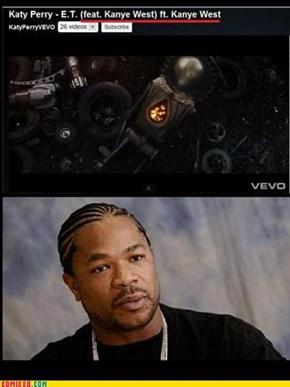 Yo Dawg, I heard you like Kanye
