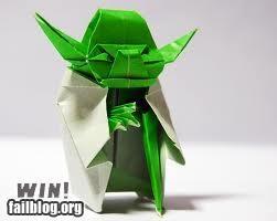 Yoda Origami WIN