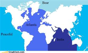 Etymology of Ocean Names