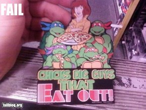 CLASSIC: Teenage Mutant Ninja FAIL