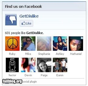600+ people like the dislike button